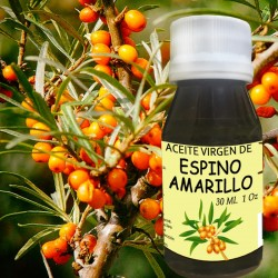 Aceite de Espino amarillo 1 Oz 30 ml