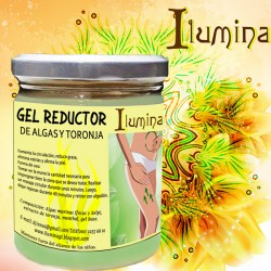 Gel Reductor de algas y Toronja